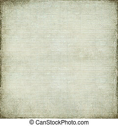 White antique paper and bamboo woven background