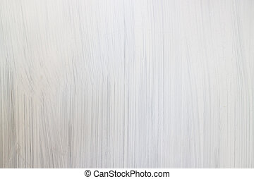 White background of paint brush strokes
