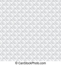 White background of textured structure, seamless pattern vector