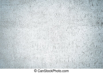 White background of the cement wall texture
