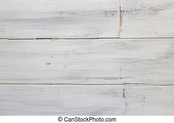 White background of wooden texture