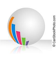 White ball graph