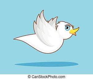 White Bird Flight