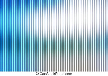 White blue shades abstract with light lines blurred ...