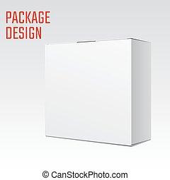 White Box mock