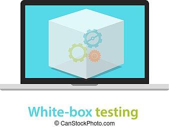 white box testing software application development process methodology