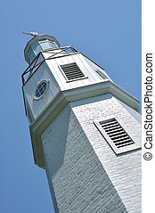 White Brick Lighthouse