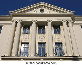 White Building I