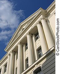 White Building III