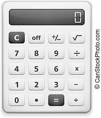 White Calculactor
