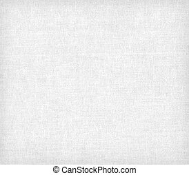 White canvas background - White paper canvas background or...