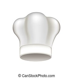 white chef hat icon