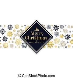 white christmas background with snowflakes pattern design