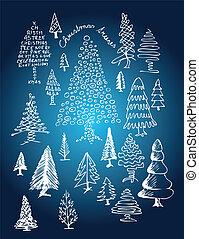 christmas treeses