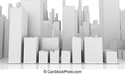 White city concept