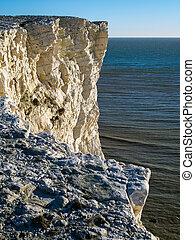White Cliffs at Seaford Head