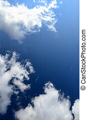 White Clouds and Blue Skies. - White Clouds and Blue Skies ...