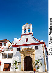 White Colonial Church