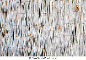 white color bamboo texture