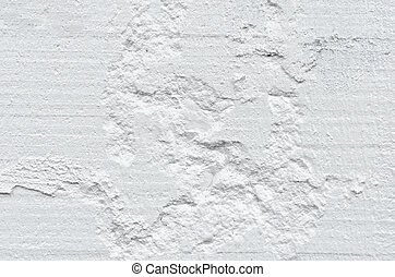 White Concrete Texture and background