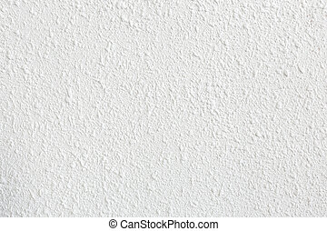 White concrete wall on texture background.