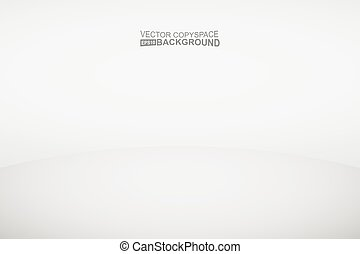 White copyspace. Similar to 3d room.