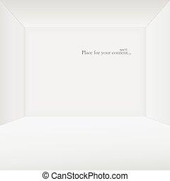 White copyspace. Vector illustration eps10.