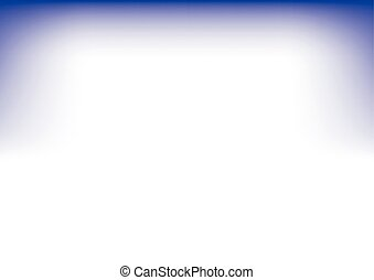 White Cosmic Blue Copyspace Background