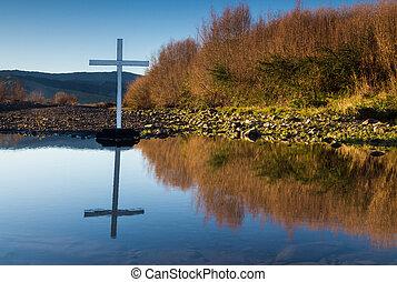 White Cross Pond