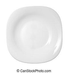 white dishes kitchen plate