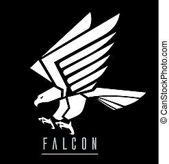 White Eagle Falcon