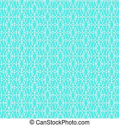 White Elegant Lace Pattern