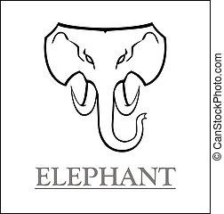 White Elephant Logo.eps