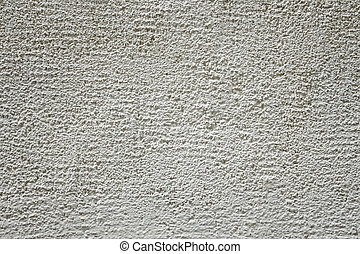 White exterior wall covering