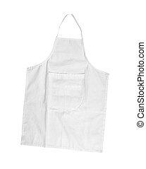 white female apron