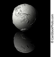 White Globe - Australia