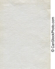 White grainy paper - Textured white grainy recycled paper...
