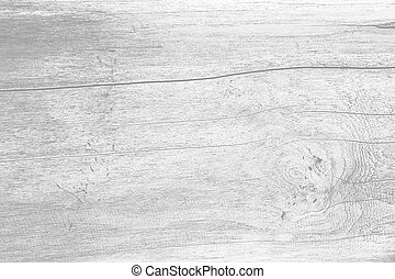 White gray wood wall texture or background.