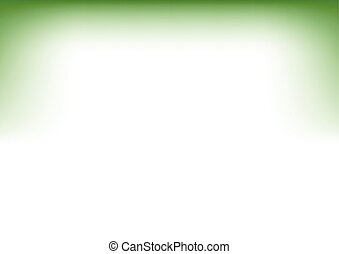 White Green Copyspace Background