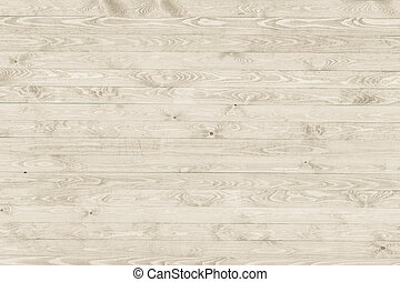 White grunge wood texture background surface - Light wood...