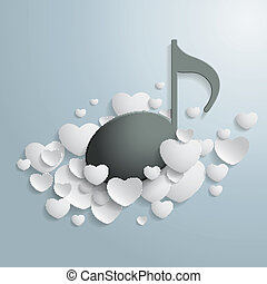 White Hearts Black Music