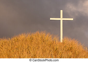 White HIll Cross