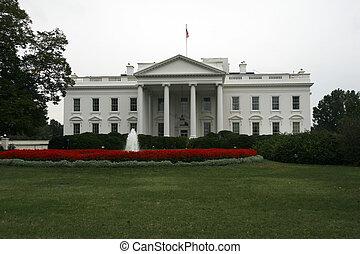 White House, Washington DC - The White House in Washington...