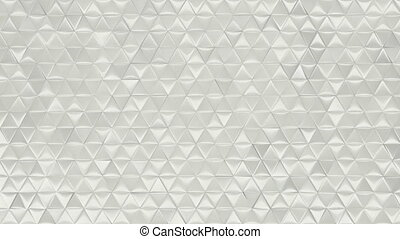 White infinity loop luxury background three sample cut