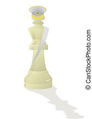 White King Chess - General
