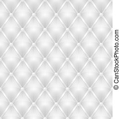 white leather upholstery seamless