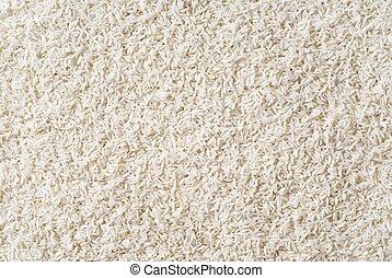 White long grain rice