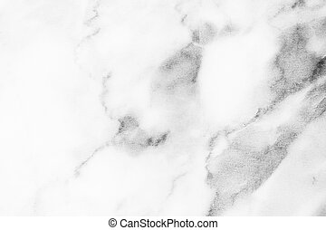 White marble texture with natural pattern for background, Design pattern artwork