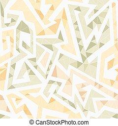 White maze seamless pattern