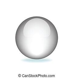 White Orb - ?White Orb Graphic vector eps10